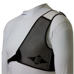 Easton Chestguard - White & Black